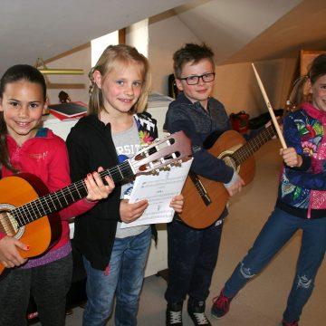 Introduzione alla musica d'insieme (7-12 anni)
