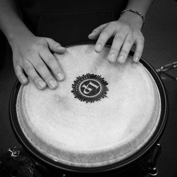 Percussioni in gruppo (7-12 anni)